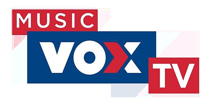 Vox Music TV logo