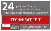 Dekoder STB TechniSat CE-T