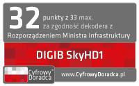 Dekoder STB DIGIB SkyHD1