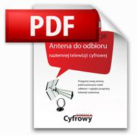 Poradnik - Antena - Cyfrowy Doradca