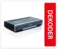 Dekoder STB do odbioru DVB-T - wymagania