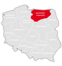Naziemna Telewizja Cyfrowa DVB-T – odbiór w województwie warmińsko-mazurskim