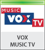 Vox Music TV logo