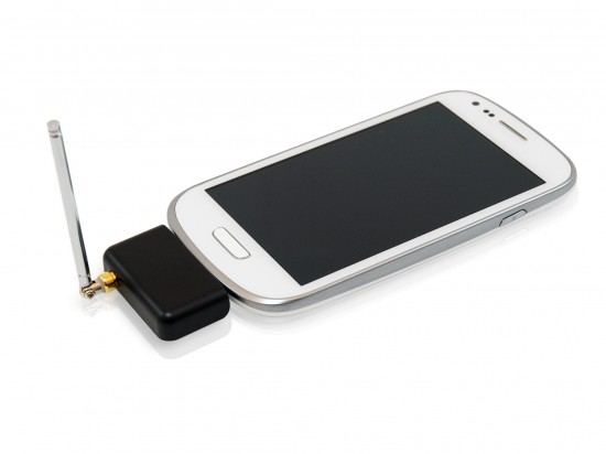 CTVDIGANG - przystawka DVB-T do smartfonów