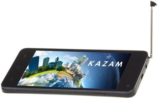 Smartfon Kazam TV 4.5 z wbudowanym tunerem DVB-T