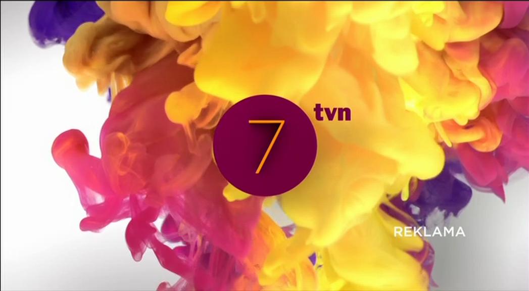TVN7 - kolejna oprawa zapowiedzi reklamy.