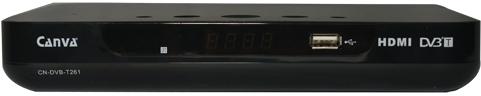 Dekoder Canva CN-DVB-T261