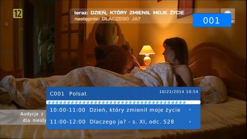 Dekoder Canva CN-DVB-T261 - OSD
