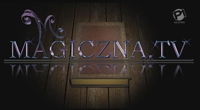 MagicznaTV.pl na łamach Polonii 1.