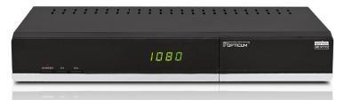 Globo HD X110 TS: automatyczne i ręczne wyszukiwanie kanałów telewizji naziemnej