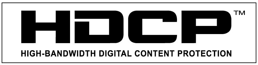 HDCP logo