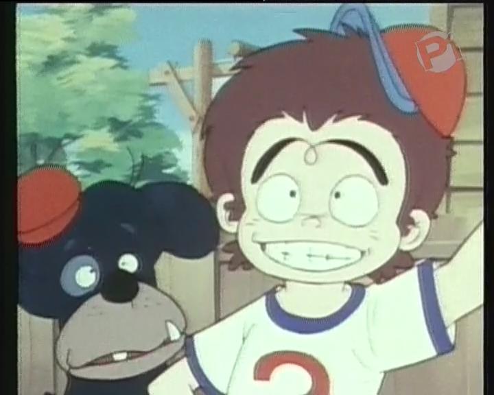 Baseballista - anime Polonia1