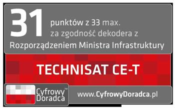 TECHNISAT CE-T