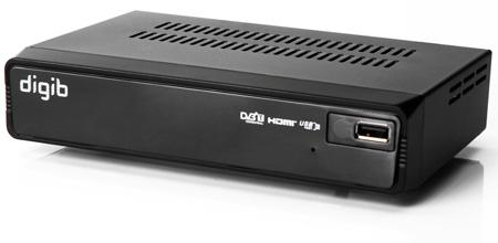 DIGIB SkyHD1: specyfikacja techniczna