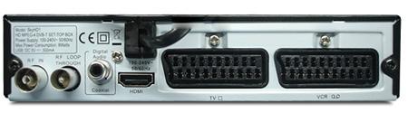 DIGIB SkyHD1 - dekoder DVB-T