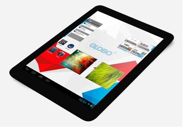 Tablet Globo GL8000 Quad